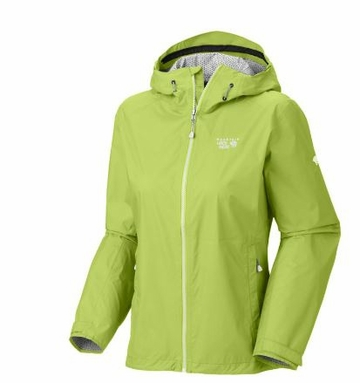 Mountain Hardwear Womens Plasmic Jacket Fission