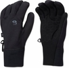 Mountain Hardwear Womens Power Stretch Stimulus Glove Black