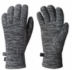 Mountain Hardwear Womens Snowpass Fleece Glove Heather Black