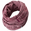 Mountain Hardwear Womens Snowpass Scarf Heather Dark Raspberry (Close Out)