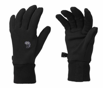 Mountain Hardwear Womens Stimulus Glove Black (Autumn 2013)