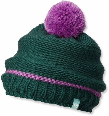 Mountain Hardwear Womens Sweet Ride Beanie Botanical Garden (Close Out)
