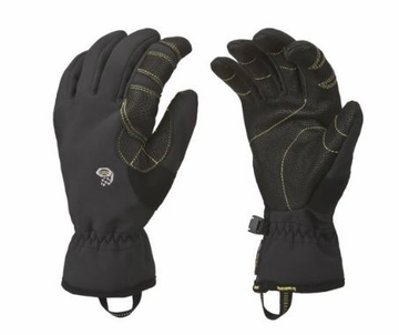 Mountain Hardwear Womens Torsion Glove Black Small (close out)