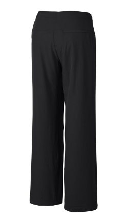 "Mountain Hardwear Womens Yumalina Pant 30"" Inseam Black (Autumn 2013)"