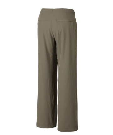 "Mountain Hardwear Womens Yumalina Pant 30"" Inseam Stone Green (Autumn 2013)"