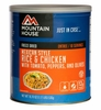 Mountain House Mexican Rice w/ Chicken #10 Can