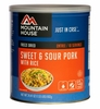 Mountain House Sweet & Sour Pork w/ Rice #10 Can