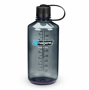 Nalgene Narrow Mouth 32oz BPA Free Gray