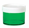 Nalgene Straight Side Jars Meadow Green 16oz