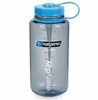 Nalgene Tritan 32 oz. Wide Mouth Bottle | BPA Free Gray