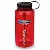 Nalgene Tritan 32 oz. Wide Mouth Bottle | BPA Free Red