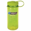 Nalgene Wide-Mouth Water Bottle 16oz Spring Green