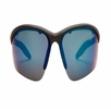 Native Hardtop XP Asphalt Polarized Blue Reflex