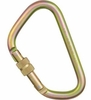 "Omega  1/2"" XL ""D"" Steel NFPA Gold"