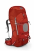 Osprey Ariel 75 Vermillion Red
