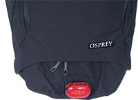 Osprey Cyber Black Pepper