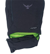 Osprey Cyber Chestnut Brown