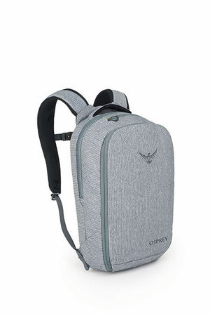 Osprey Cyber Port Grey Herringbone