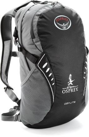 Osprey Daylite Daypack 40th Anniversary Edition Black (close out)