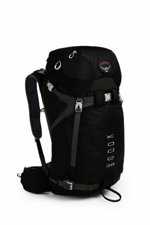 Osprey Kode 38 Black (Past Season)