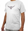 Osprey Mens Organic Short Sleeve TShirt White (Past Season)