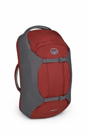 Osprey Porter 65 Salsa Red (Past Season)