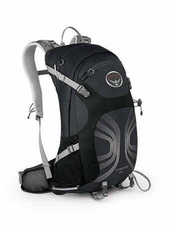 Osprey Stratos 24 Anthracite Black