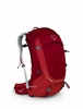 Osprey Stratos 34 Beet Red M/L