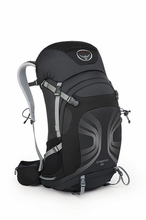 Osprey Stratos 36 Anthracite Black