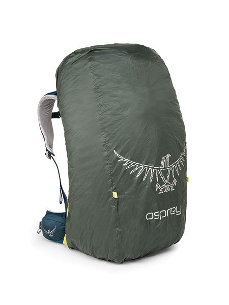 Osprey Ultralight Raincover Large Shadow Grey