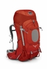 Osprey Womens Ariel 65 Vermillion Red XS