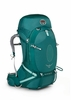 Osprey Womens Aura 65 AG Rainforest Green