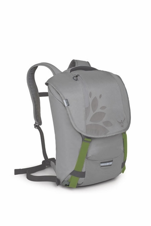 Osprey Womens Flap Jill Pack (L) Silver Grey (Close Out)