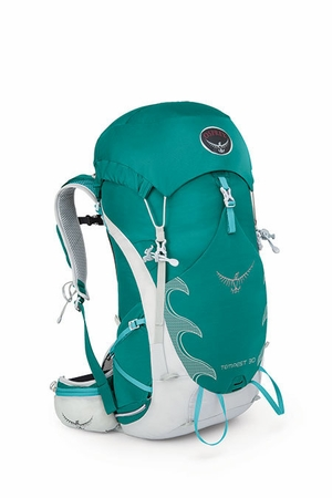 Osprey Womens Tempest 30 Tourmaline Green