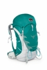 Osprey Womens Tempest 40 Tourmaline Green