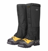 Outdoor Research Mens Expedition Crocodile Gaiters Black