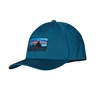 Patagonia '73 Logo Roger That Hat Underwater Blue