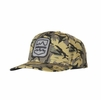 Patagonia Badge Patch Roger That Hat Big Camo: Classic Tan