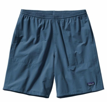 "Patagonia  Baggies Stretch Mens 9"" Glass Blue  (Past Season)"