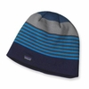 Patagonia Beamie Hat Fitz Stripe: Classic Navy