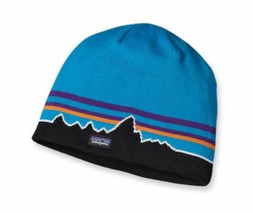 Patagonia Beanie Hat Classic Fitz Roy: Andes Blue