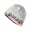 Patagonia Beanie Hat Logo Belwe Mini: Birch White