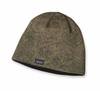 Patagonia Beanie Hat Storm Front: Alpha Green