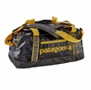 Patagonia Black Hole Duffel 45L Forge Grey w/ Chromatic Yellow