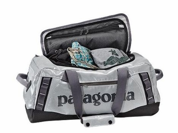 Patagonia Black Hole Duffel 45L White