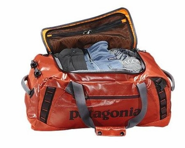 Patagonia Black Hole Duffel 60L Eclectic Orange (Spring 2014)