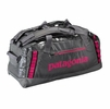 Patagonia Black Hole Duffel 60L Feather Grey w/ Radiant Magenta