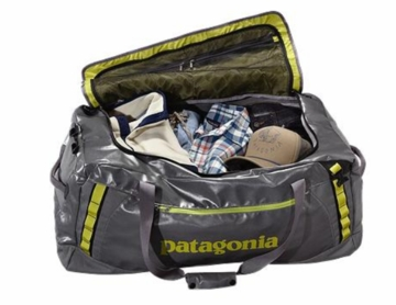 Patagonia Black Hole Duffel 120L Feather Grey (Spring 2014)