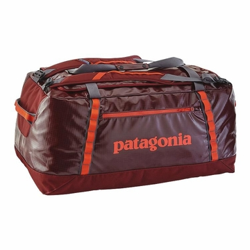 Patagonia Black Hole Duffel Bag 120L Cinder Red