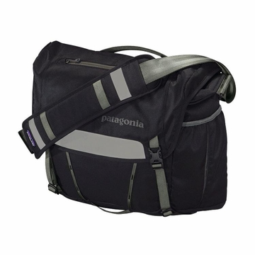 Patagonia Half Mass 15L Messenger Bag Black